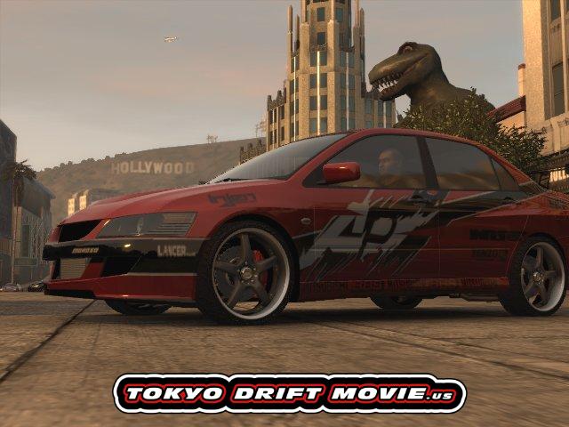 Cars Tokyo Drift Movie