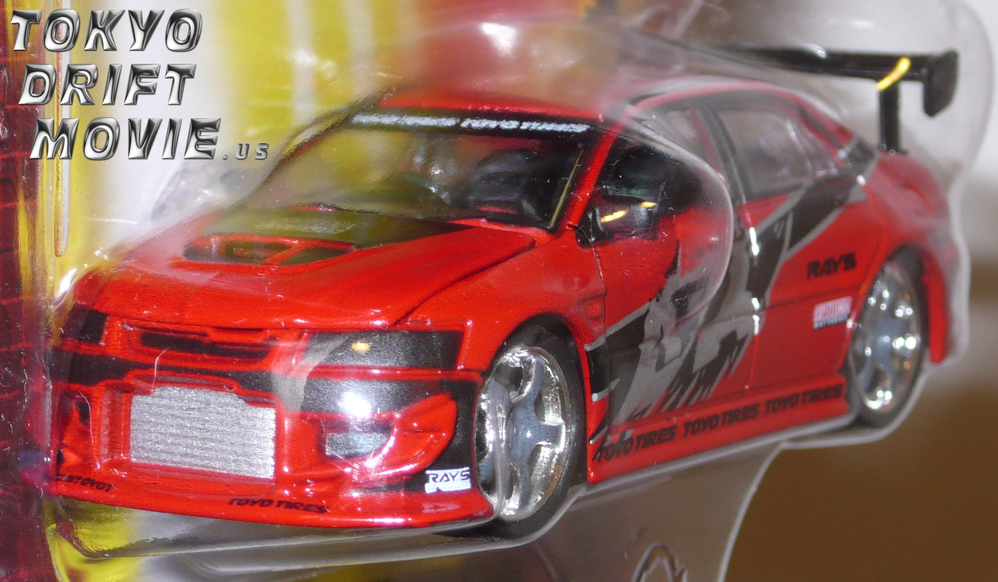 Scale Cars From Tokyo Drift Tokyo Drift Movie