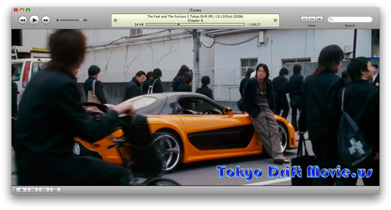 Tokyo Drift Movie The Fast And The Furious Tokyo Drift Page